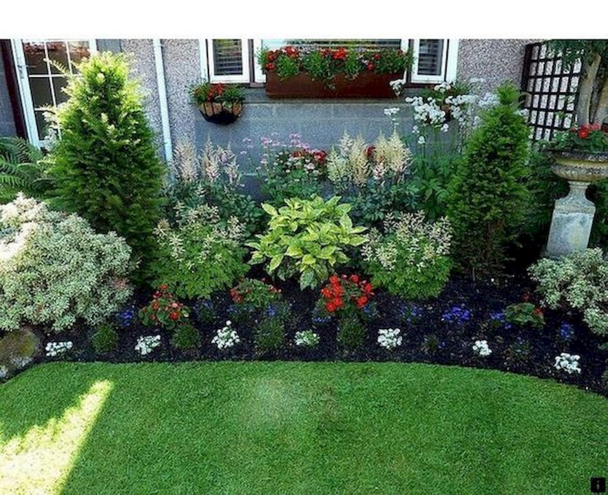 35 Awesome Front Yard Garden Design Ideas Gardenideaz Com