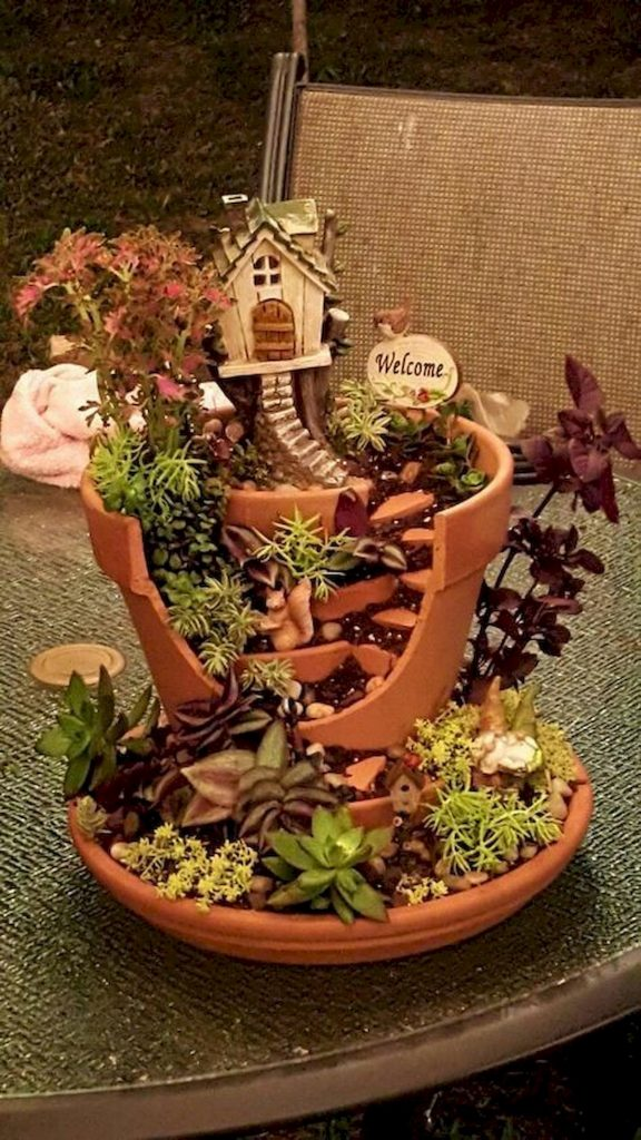 40 Beautiful Indoor Fairy Garden Ideas (17) - GARDENIDEAZ COM