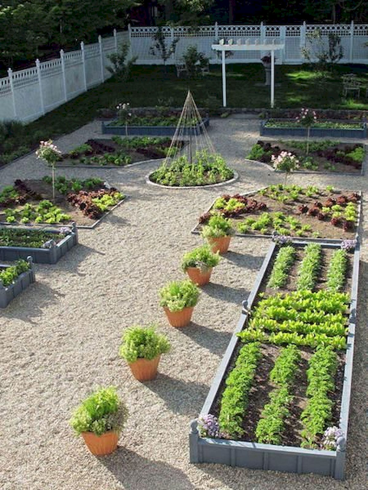 50 Inspiring Small Vegetable Garden Ideas (47 ...