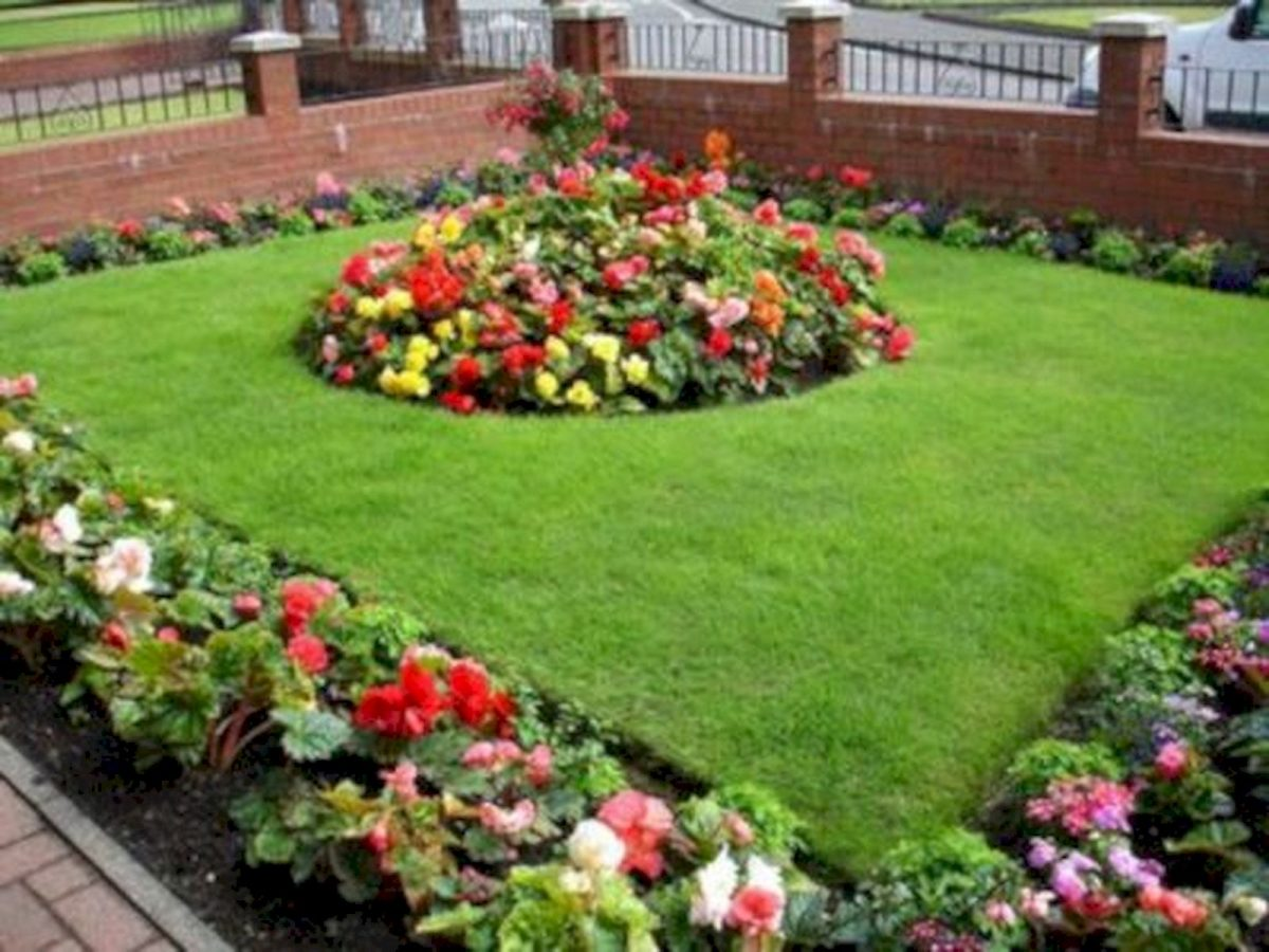 55 Beautiful Flower Garden Design Ideas Gardenideaz Com
