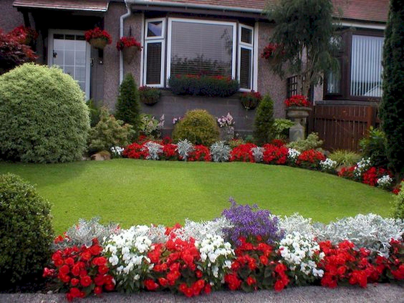 80 Beautiful Small Flowers Garden Ideas (62)