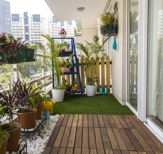 20 Awesome Balcony Garden Design Ideas (17)