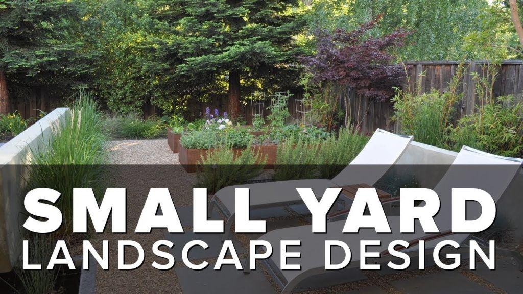 Best  garden ideas for small gardens