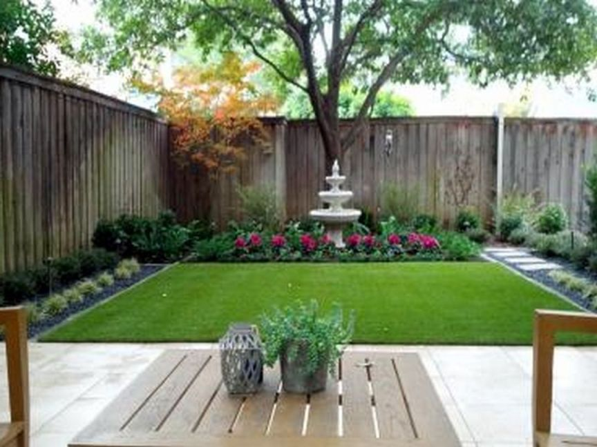 Nice  backyard garden ideas on a budget