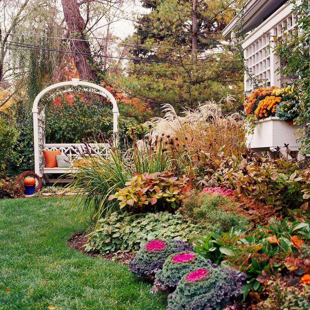Awesome  backyard garden ideas for small yards