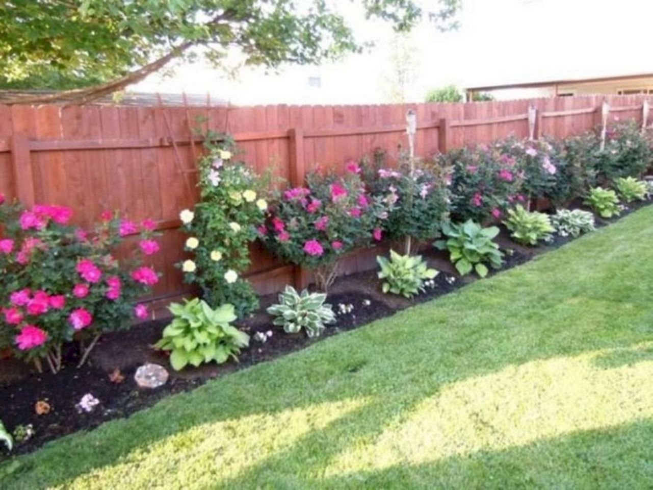 Beautiful  backyard garden design ideas